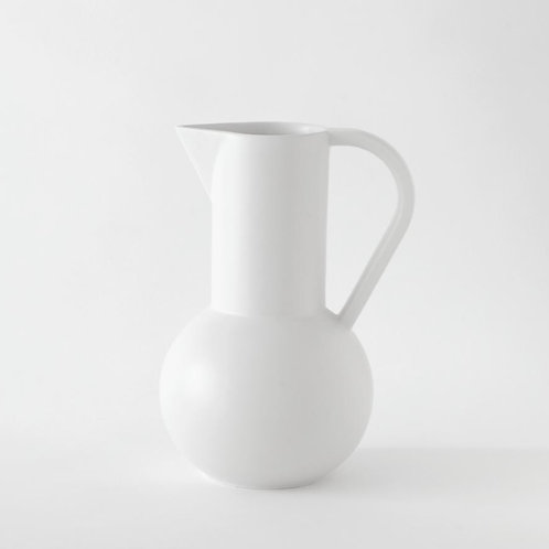 Vase-carafe Strom L - Grey light