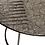Thumbnail: Table d'appoint Céleste taupe