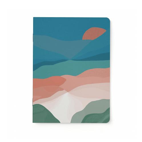 Carnet Notebook Fjord  Histoire d'écrire