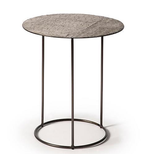 Table d'appoint Céleste taupe