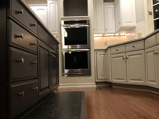 10 Steps for Kitchen Cabinet Painting in Salisbury, MD