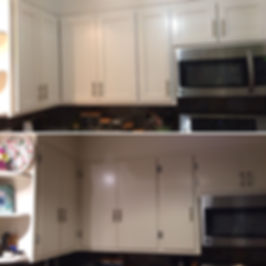 Cabinet Painting Salisbury Maryland