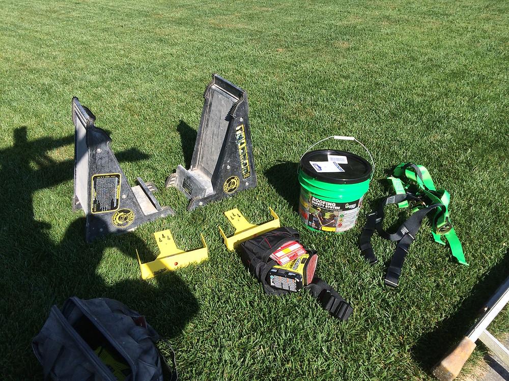 Equipment inspection