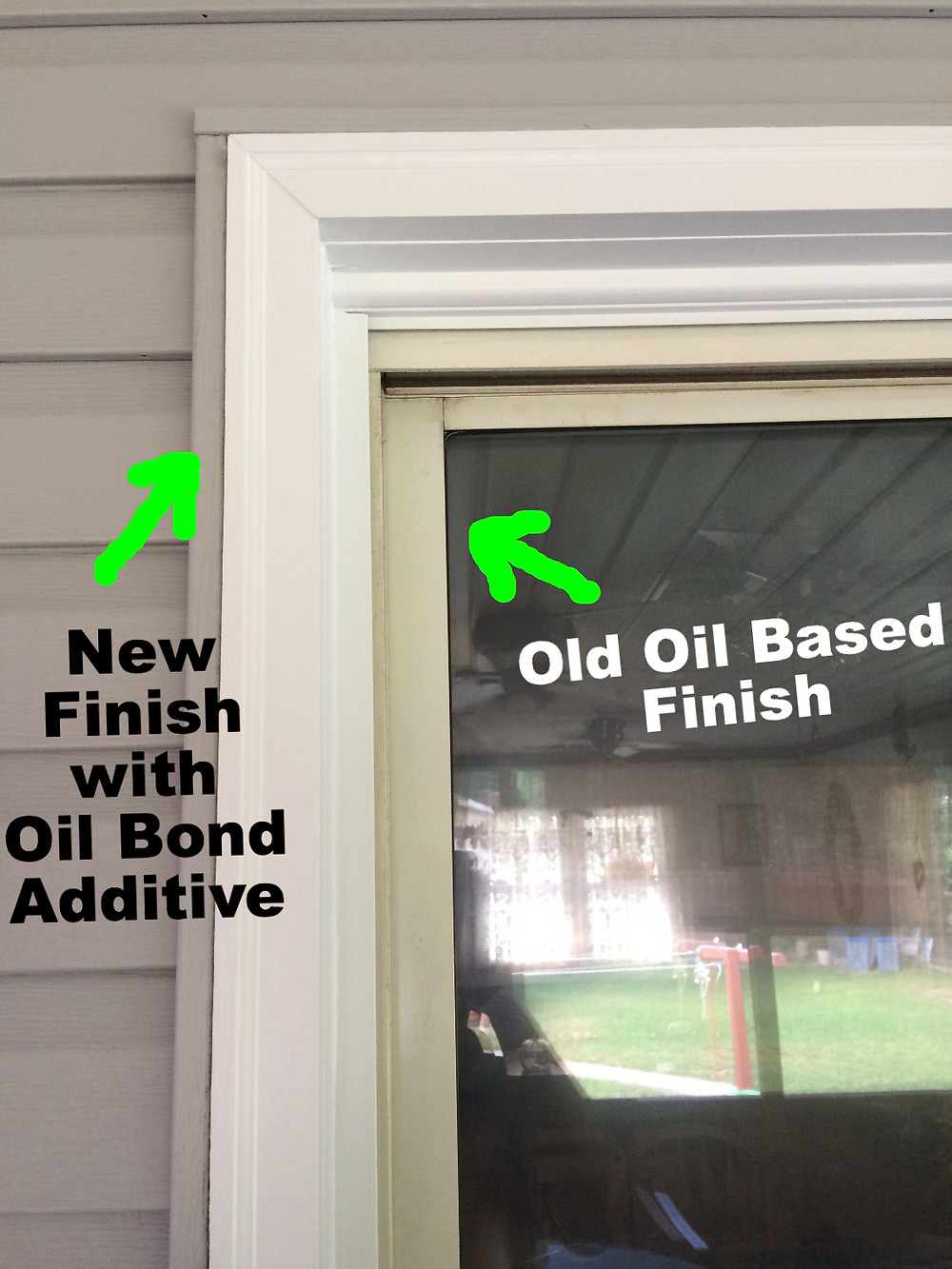 Duration Exterior with Oil Bond Additive