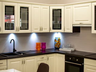 Why you should paint your kitchen cabinets instead of replacing them?