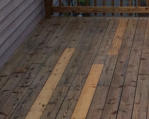 Replacing pressure treated deck boards before staining?  To-Do's and To-Dont's.