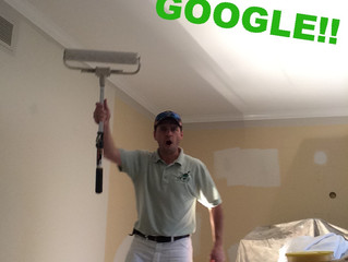 Why Google is the Best Place to Find a Painter Near Me in Salisbury, MD.