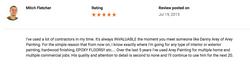 Google Review (Eden, MD)