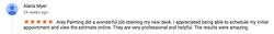 Google Review (Delmar, MD)