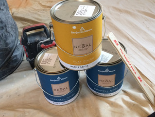 What interior paint should I buy for my painter? - Arey Painting