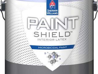 Paint that Kills Bacteria