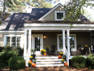 Exterior Painting in the Fall.  Should you wait?
