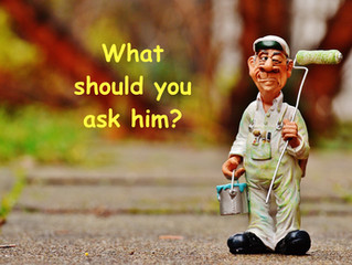 3 Questions to Ask Your Painting Contractor in Salisbury, MD.