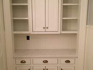 Local Painting Contractor assists in this Salisbury, MD Bathroom Makeover!