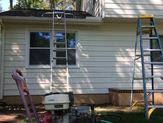 Should I paint aluminum siding myself or hire a professional? - Salisbury, Fruitland, Parsonsburg, H