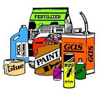 Where can I throw away my old paint (and more) in Wicomico and Worcester Counties, Maryland?