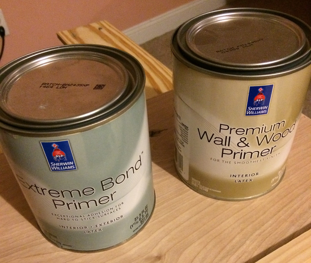 Extreme Bond Primer / Wall & Wood Primers
