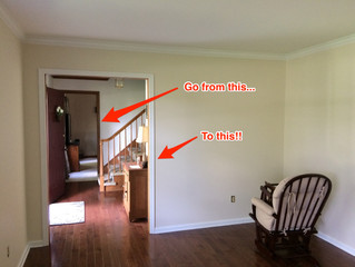What kind of paint should I use when painting my stained woodwork. - Arey Painting