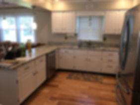 Kitchen Cabinet Refinishing Salisbury Maryland