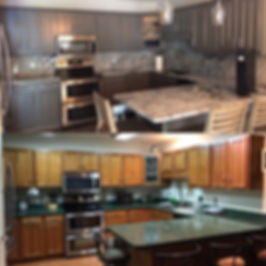 Cabinet Refinishing Ocean Pines Maryland