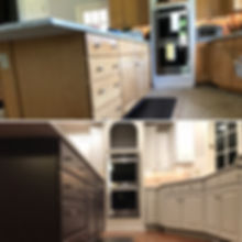 Cabinet Refinishing Salisbury Maryland