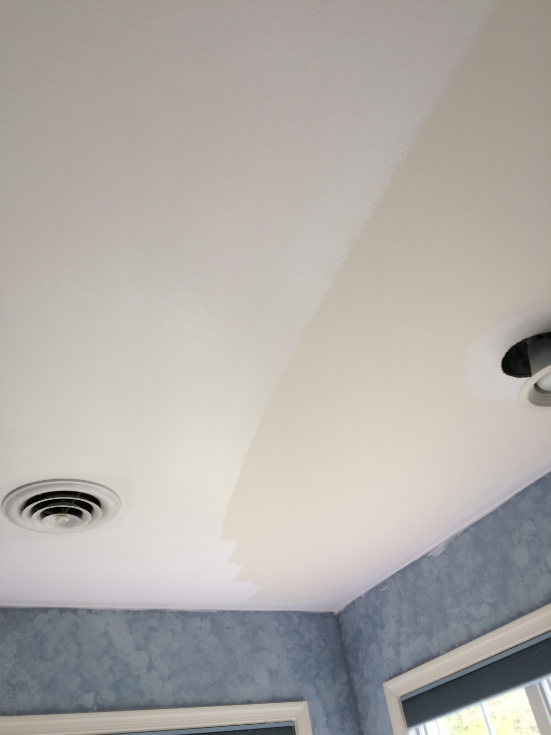 How much does it cost to paint a ceiling - Cost to paint interior walls and ceilings ...