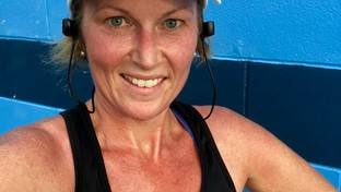 Behind the Burpees - Andrea