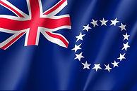 waving-flag-of-cook-islands-vector-19512