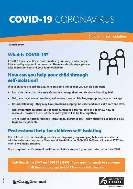 Children in Isolation? Tips on how you c
