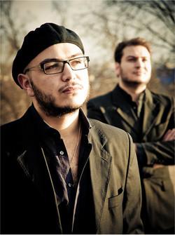 Amine and Hamza