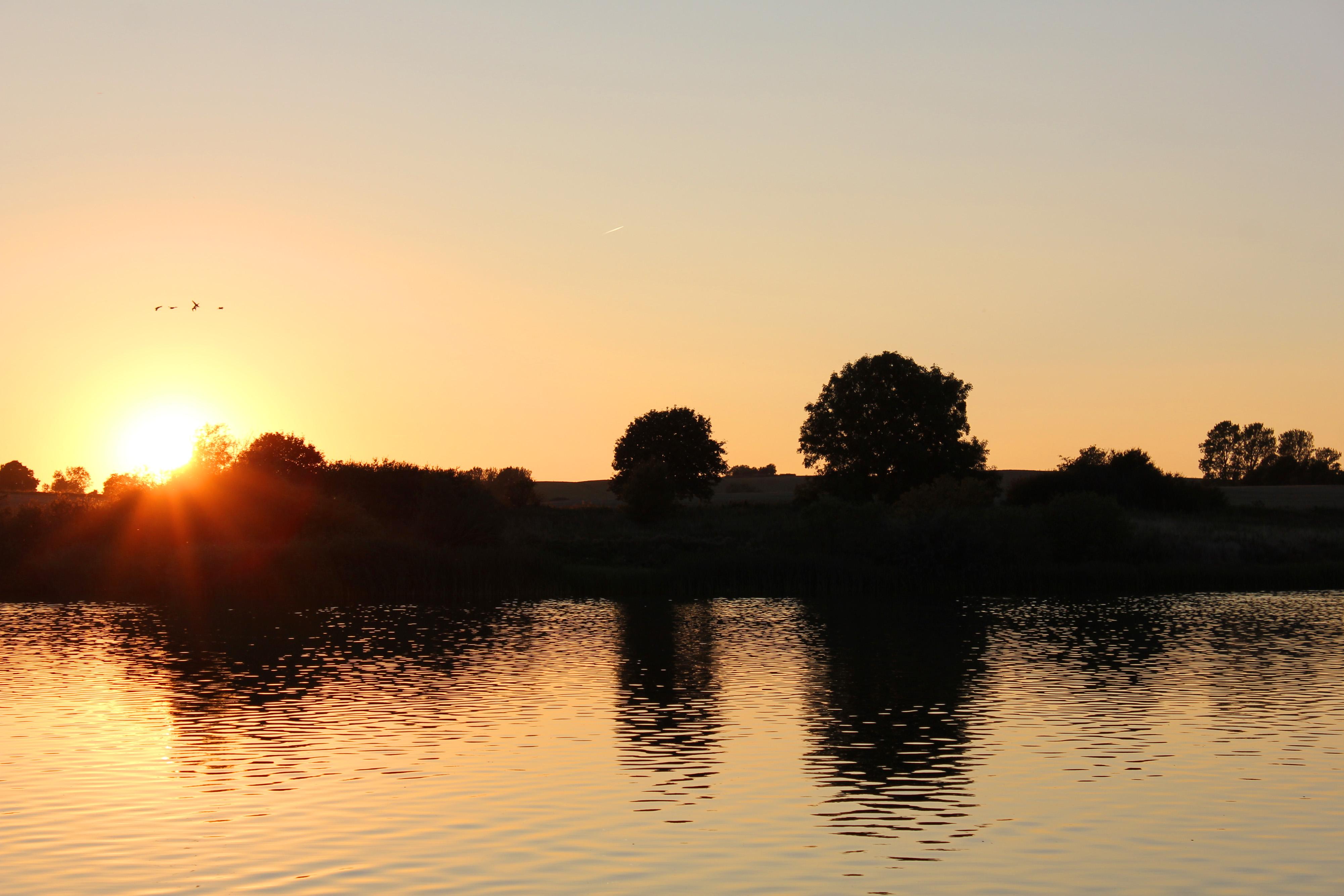 solnedgangsø