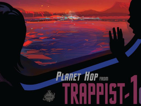 Trappist-1: Hello Neighbors!