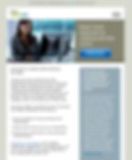 WebEx Demand Gen email