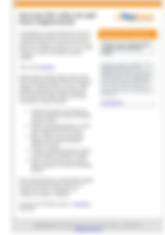 RiseSmart email sample
