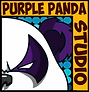 Purple Panda Studio Logo