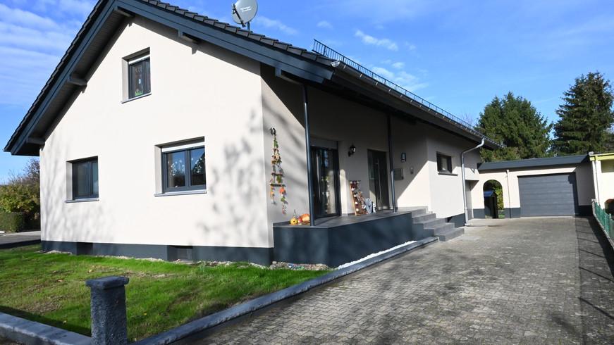 Umbau - Einfamilienwohnhaus