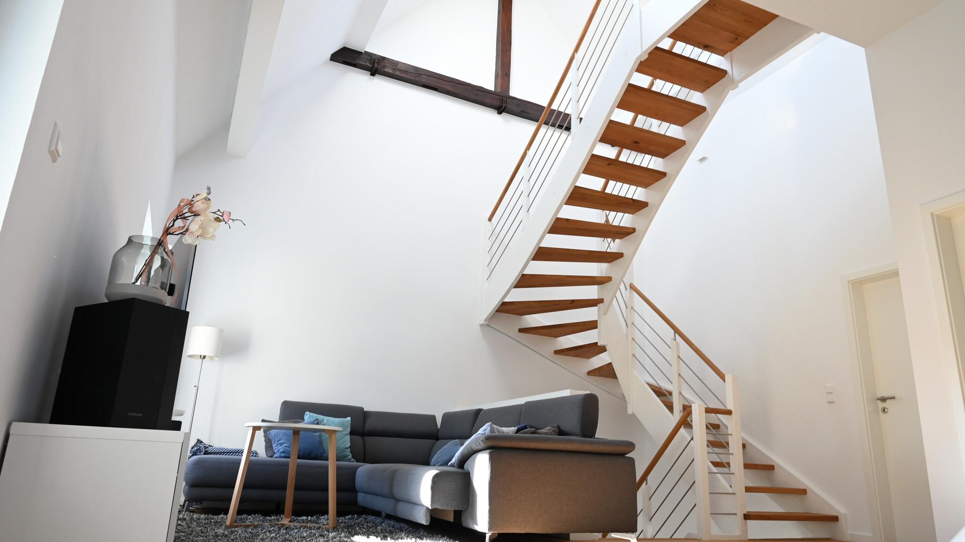 Sanierung - Doppelhaushälfte