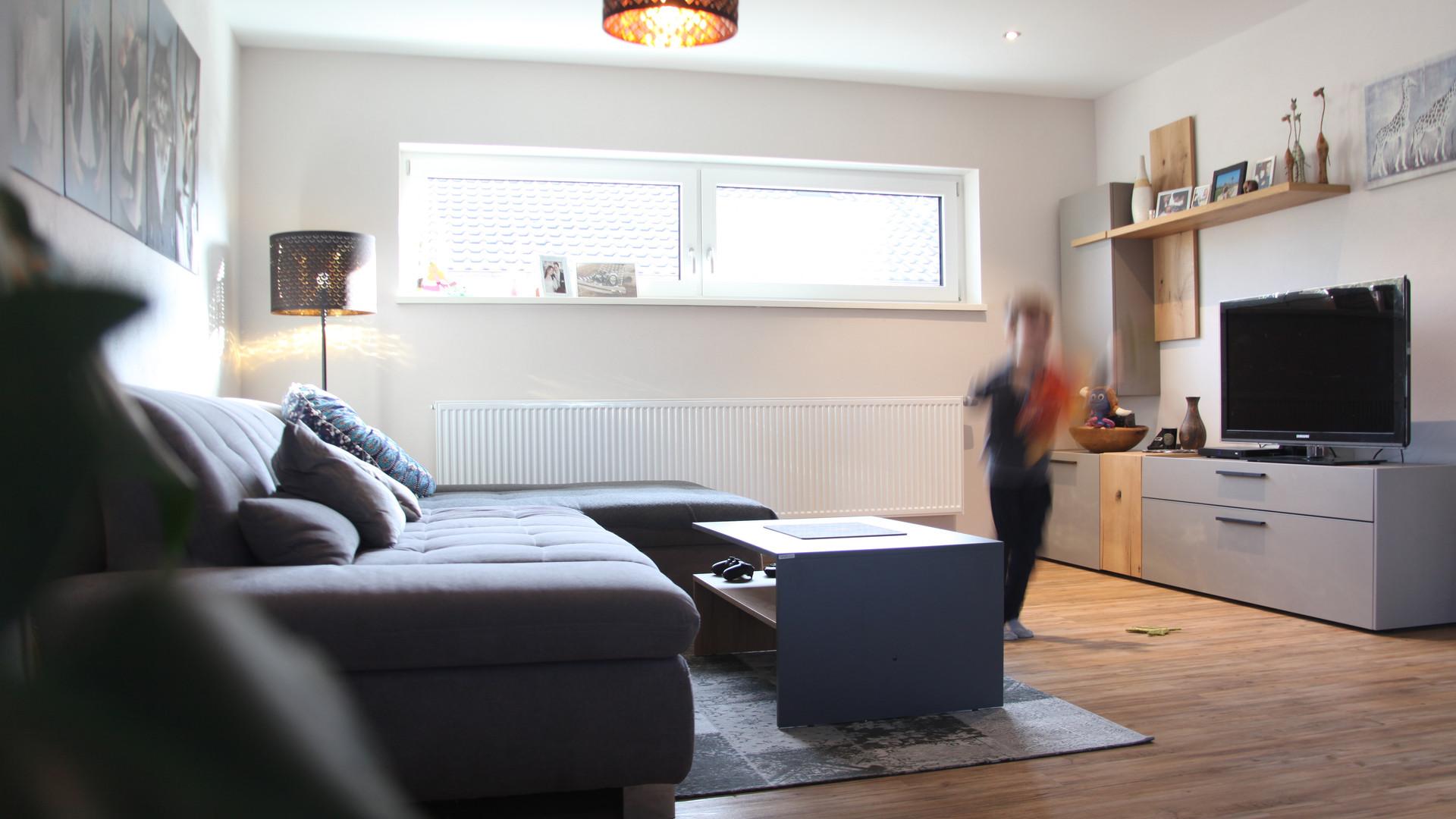Sanierung - Einfamilienwohnhaus