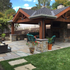 Outdoor Structures and Fencing