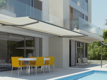 Extend Your Outdoor Entertaining Area with a Stunning Awning!