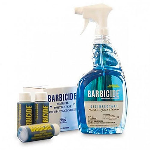Barbicide Surface Spray Kit