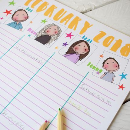 Family Planner