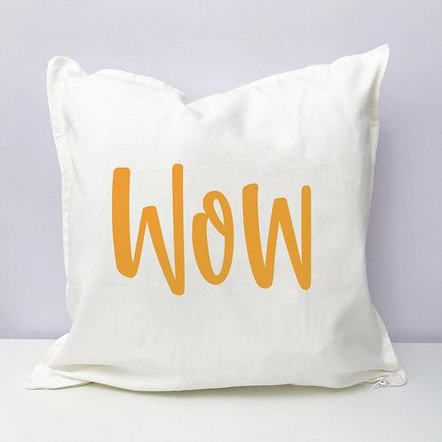 Colour Pop WOW Cushion
