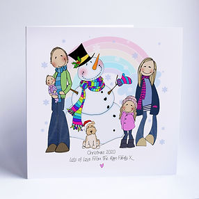 Rainbow christmas card WITH SNOWMAN.jpg