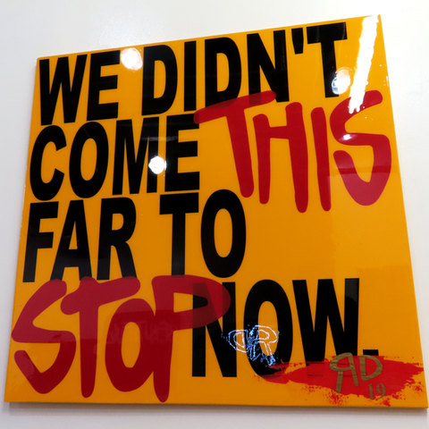 Don't Stop Now.