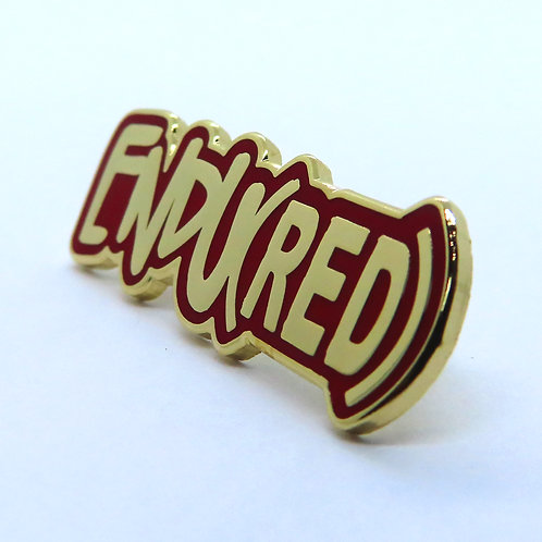 (RONALD DRAPER)RED pin