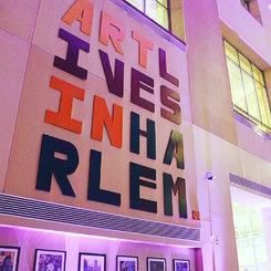Art Lives In Harlem.