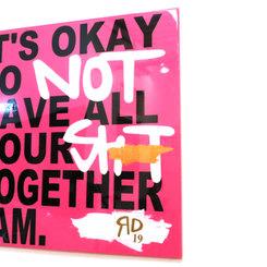 It's Okay Fam.