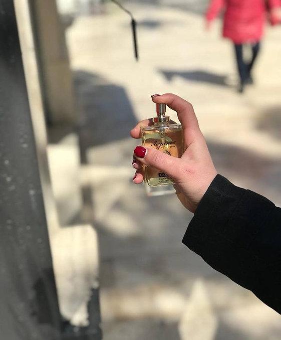 parfüm | koku | valf |