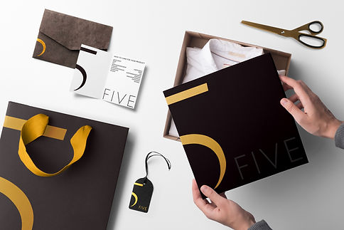 Branding and Packaging Design